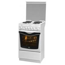 Электрическая плита De Luxe 5004.10э(кр) белый