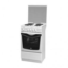 Электрическая плита De Luxe 5004.13э(кр) белый