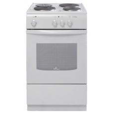 Электрическая плита De Luxe 5003.17э белый