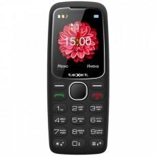 teXet TM-B307 черный Мобильный телефон