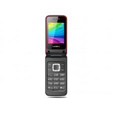 teXet TM-204 гранатовый Мобильный телефон