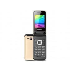 teXet TM-204 шампань Мобильный телефон