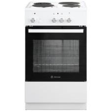 Электрическая плита De Luxe 5003.18э белый