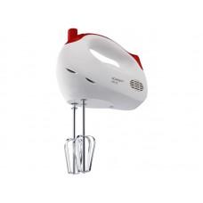 Scarlett SC-HM40S13 Миксер (белый/красный)