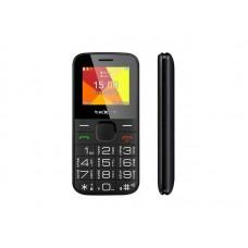 teXet TM-B201 черный Мобильный телефон