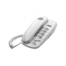 Проводные телефоны teXet TX-238 черный