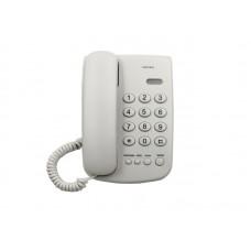 Проводные телефоны teXet TX-241 светло-серый