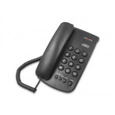 Проводные телефоны teXet TX-241 черный
