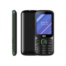 BQ 2820 Step XL+ Black/Green Мобильный телефон