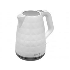 Scarlett SC-EK18P49 Чайник (белый/серый)