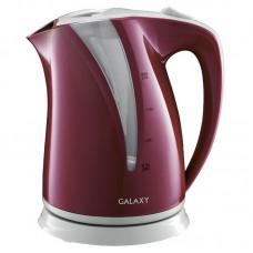 Чайник Galaxy GL0204, бордовый