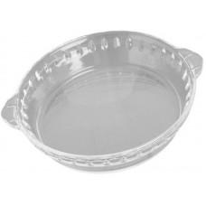 Стеклянная форма для выпечки арт.6058 (12), круглая, 1л.,QR