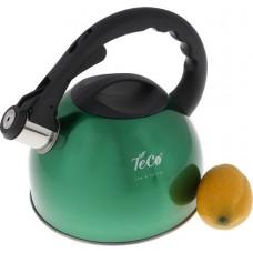 Чайник 3,0 л. TECO  со свистком, TC-103