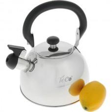 Чайник 2,0 л. TECO  со свистком, TC-119