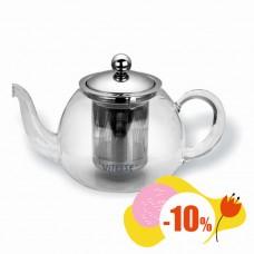 VS-1673 Чайник заварочный из термост. стекла VITESSE
