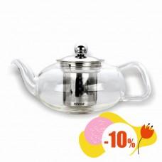 VS-1921 Чайник заварочный из термостойкого стекла VITESSE