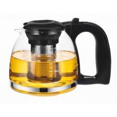 VS-4005 Черный (24) Чайник заварочный 1,1L VITESSE