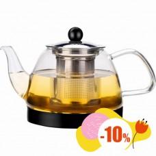 VS-4010 (24) Чайник заварочный 0,8L VITESSE